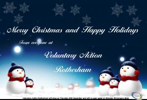 VAR Christmas Card 2015